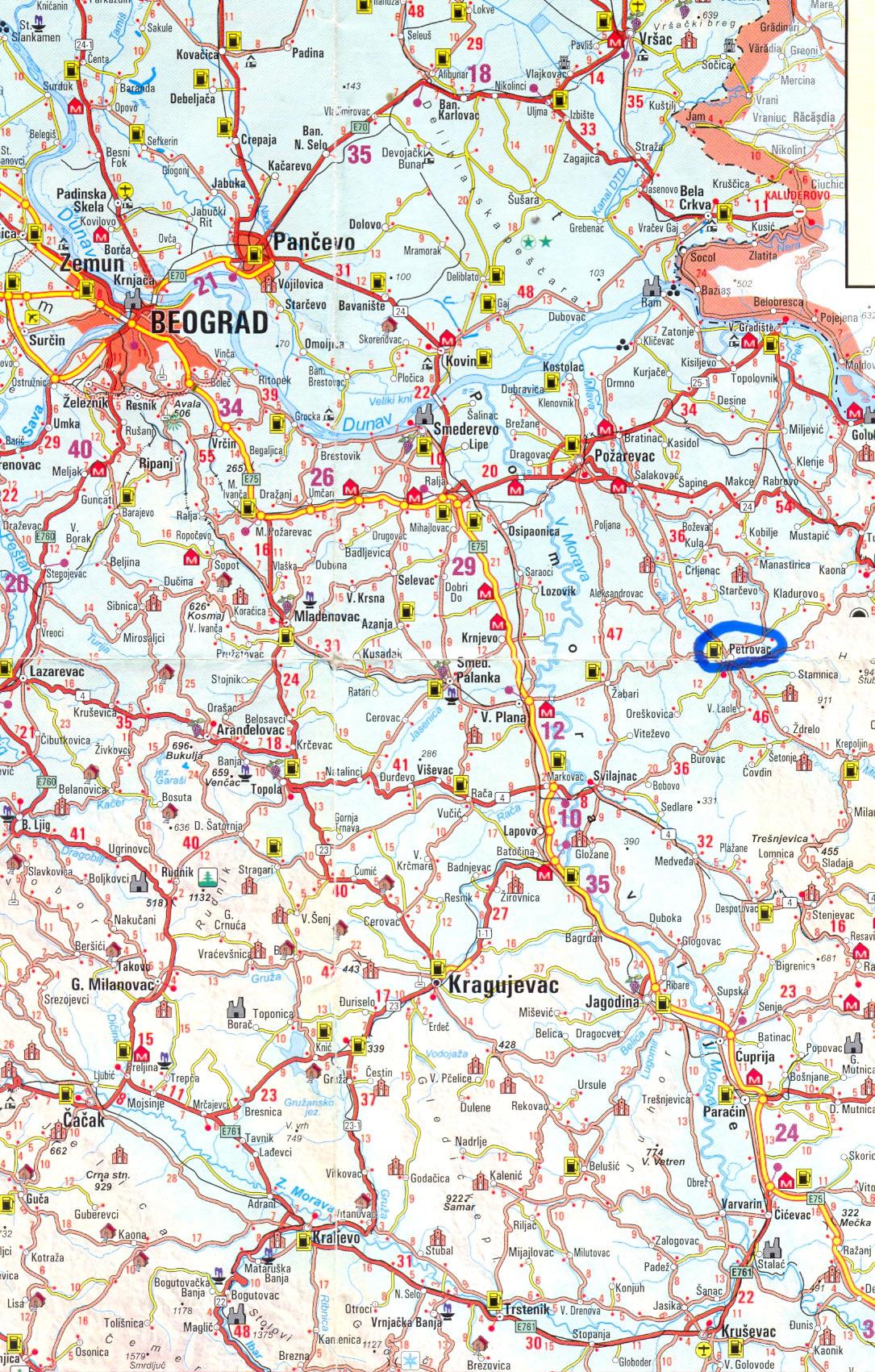 petrovac na mlavi mapa srbije Index of /documents petrovac na mlavi mapa srbije